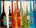Abstract-Wine-Bottles
