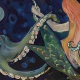 Mermaid-and-Octupus-Couple