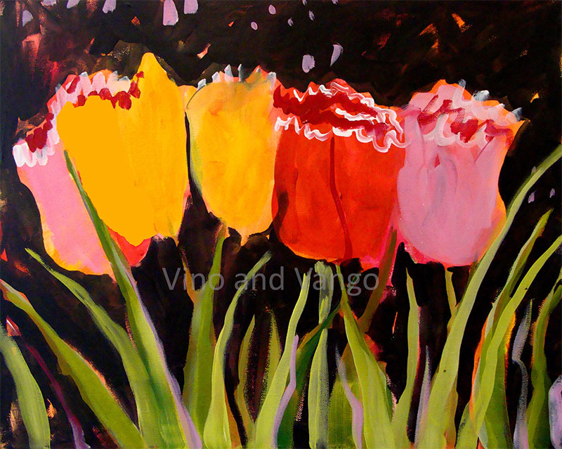 spring-tulips