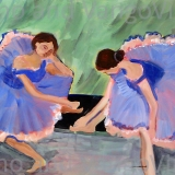 Degas Ballerinas full watermark