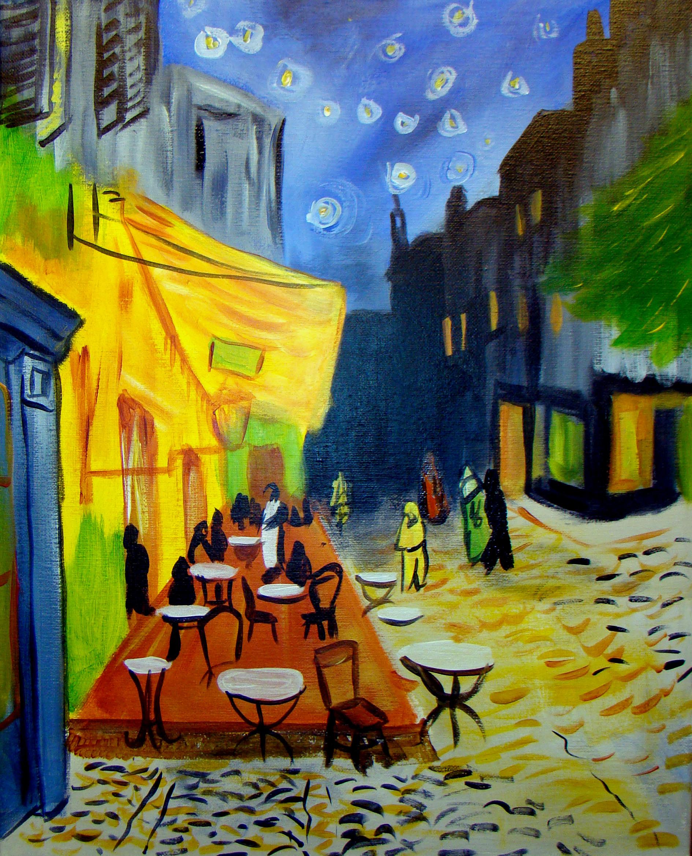 Van Goghs Cafe