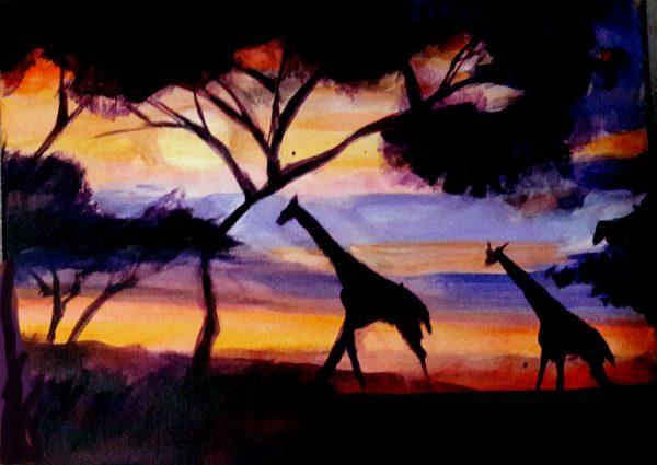 Serengeti Winter