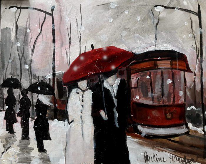 Winter Trolley Whole
